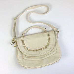 Steve Madden gold chain crossbody bag